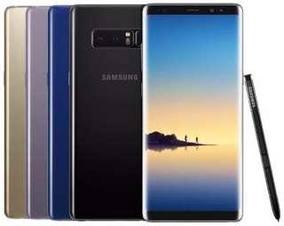 Promo Bunga 0% , Cicilan Kilat Hanya 3 Menit , Samsung Note 8