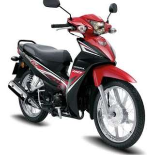 BRAND NEW HONDA WAVE 101 ALPHA
