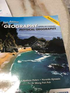 All About Physical Geography Textbook