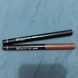 EB Cosmetics Pro Eye Liner - Waterproof