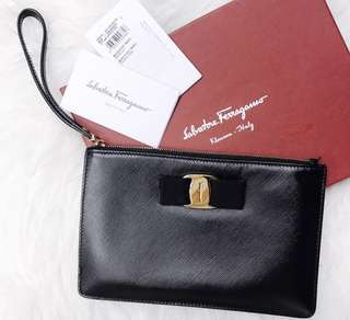 98% New Salvatore Ferragamo Clutch/wallet