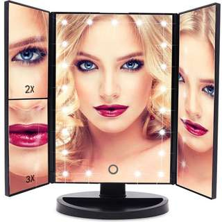 Vanity mirror LED lighted brand new