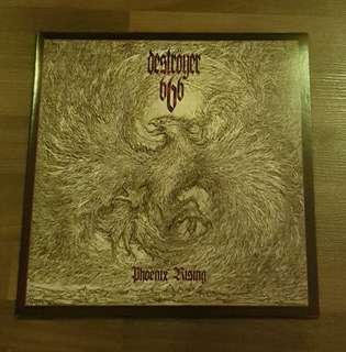 Destroyer 666 - Phoenix Rising Vinyl LP Record