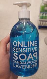 Hand Soap from Finland 500ML