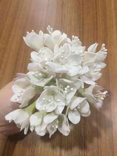 Cake Toppers Gumpaste Freesia Flowers