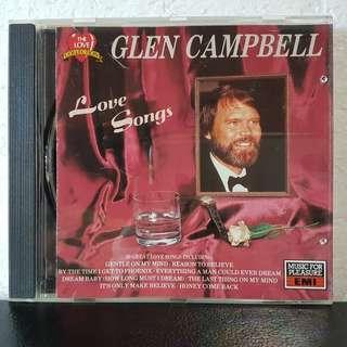 CD》Glen Campbell Love Songs