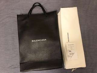Balenciaga Shopping Bag North South