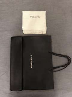 Balenciaga Shopping Bag East West