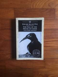 Edgar Allan Poe - The Fall of the House of Usher and Other Writings