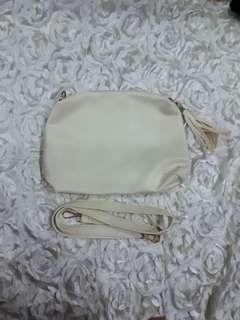 BNIP Sling Bag With Tassel