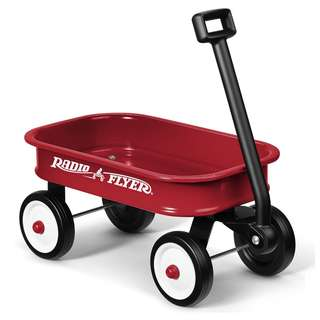 Free Delivery Brand New Radio Flyer Little Red Toy Wagon