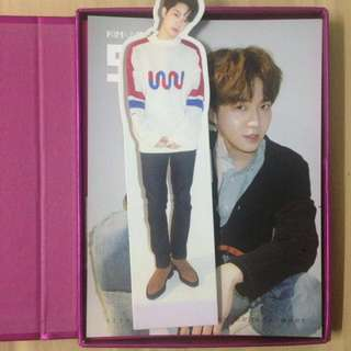 WTS Wanna One Nothing Without You NWY Standee CC