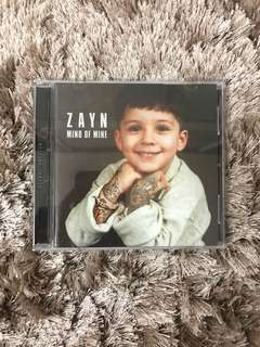 CD | ZAYN | Mind Of Mine