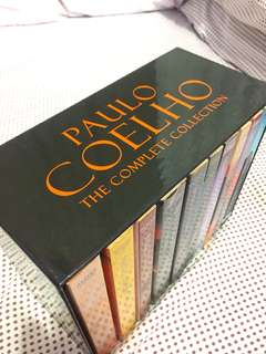 💯🔥 Paulo Coelho: The Complete Collection 🔥