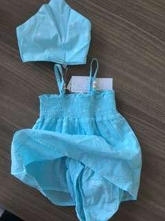 ORIGINAL Cadet Rousselle Baby Dress
