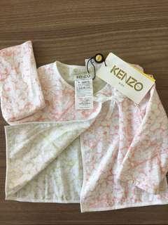 ORIGINAL Kenzo Kids Kimono Shirt