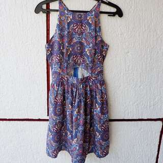 REPRICED Shop Nita bohemian dress