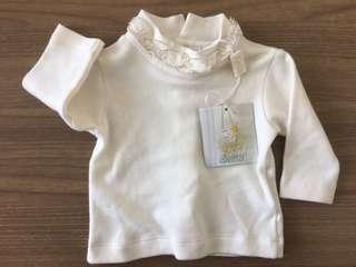 ORIGINAL Baby Aletta Ruffle Shirt