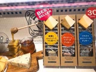 日本連線預購東京牛奶起司工場夾心餅乾(綜合30枚入)