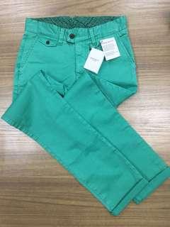 ORIGINAL Hackett Kids Green Pants