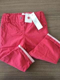 ORIGINAL Cadet Rousselle Pink Pants