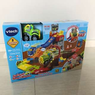 Free Delivery Brand New VTech Go! Go! Smart Wheels Press & Race Monster Truck Rally