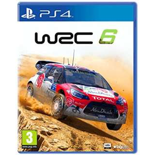 (Brand New Sealed) PS4 Game WRC 6