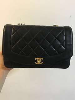 Chanel Diana Bag (不議價)