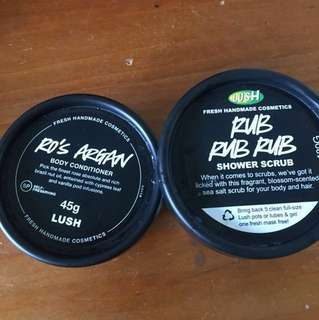 Lush Product (for both)