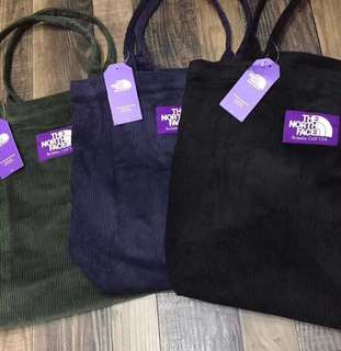 543 The North Face Purple Label Tote Bag