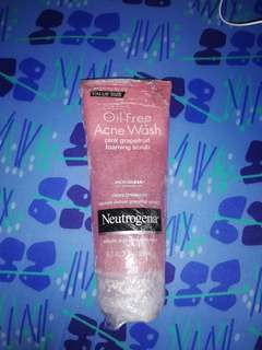 Neutrogena Facial Wash