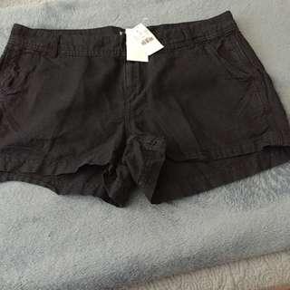 J Crew Set of 2 Linen Shorts Size 6