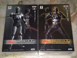 Banpresto 2014 Masked Rider Kamen Rider Series DXF Volume 12: Kamen Rider Black VS Shadowmoon