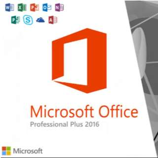 Office Professional Plus_2016 Activation KEY - 32/64 bit Image installer included