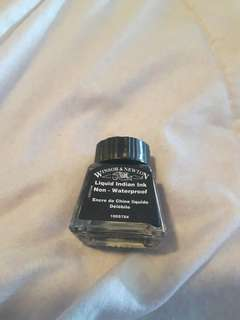 Winsor & Newton Liquid Indian Ink
