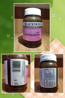 180 capsules Blackmores pregnancy and breastfeeding Gold