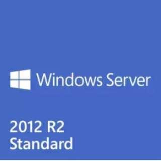 MS Windows Server 2012 R2 Standard 64bit