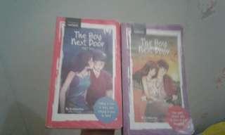 THE BOY NEXT DOOR (BOOK 1&2)