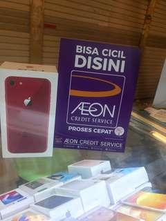 Iphone 8 red kredit aeon/ cash