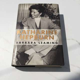 KATHARINE HEPBURN Biography