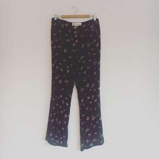 THE MOST amazing vintage flares