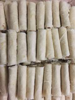Shanghai Rolls 200grms ( 10pcs in a pack)