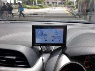 Gatmin GPS 55 LM model
