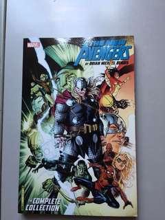 The new avenger vol 5