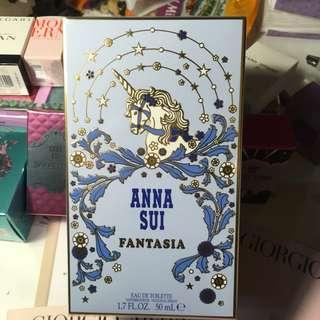 #我只賺100 香水 Anna Sui 童話獨角獸淡香水 50ml 全新公司貨