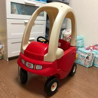 Snuggle Bug car