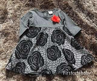 🆕 BABY KURUNG DRESS