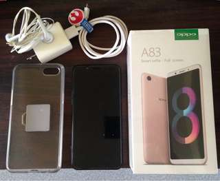 Oppo a83 good as new