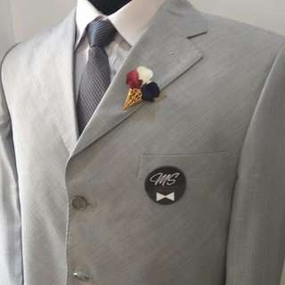 Elegant suits inspired by :Millennium Suits.
