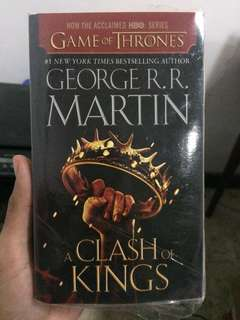 A Song of Ice and Fire, Book 2